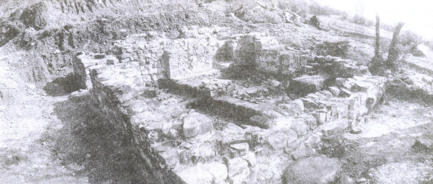 Рис. 3. Вид храма с юго-запада.