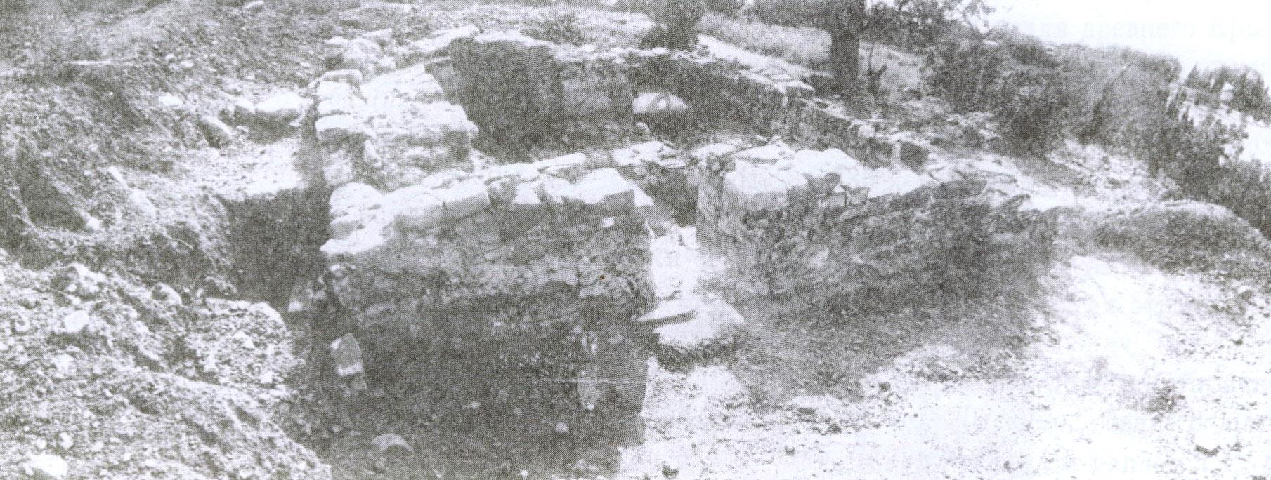 Рис. 6. Вид храма с запада.