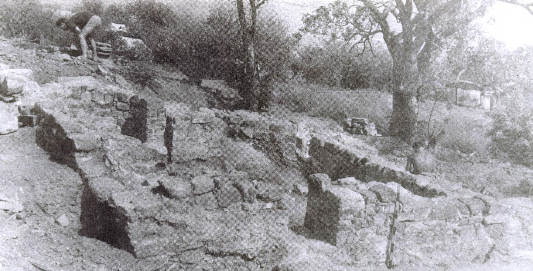 Рис. 7. Вид храма с северо-запада.
