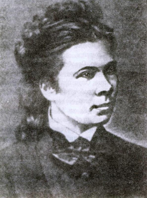 Надежда Прокофьевна Суслова-Голубева.