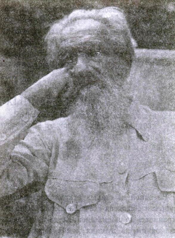 Николай Иванович Олтаржевский.