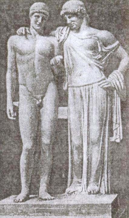 Орест и Электра (V в. до н. э.)