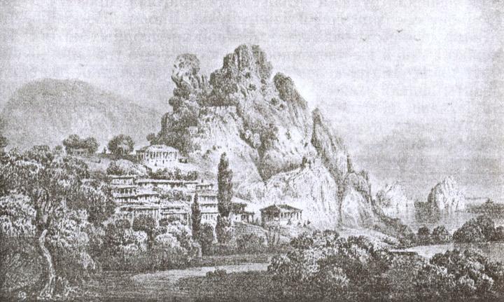 Гурзуф в XIX веке