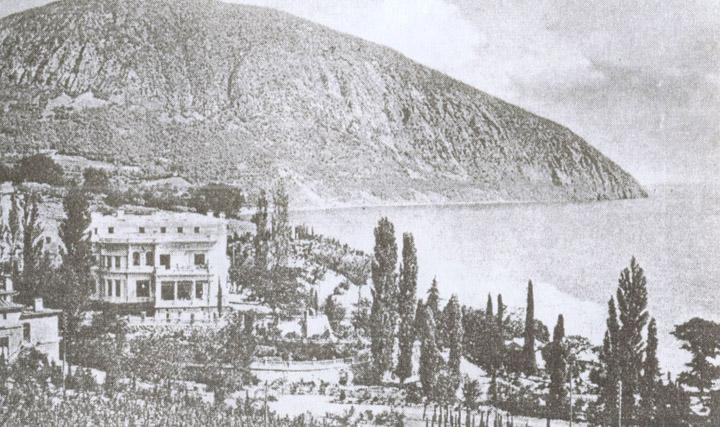 Курорт Суук-Су в начале XX века