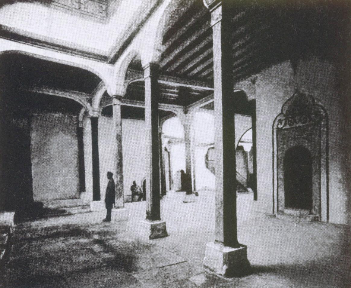 Крытый дворик Бахчисарайского дворца
