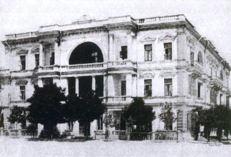 Гостиница Киста в Севастополе