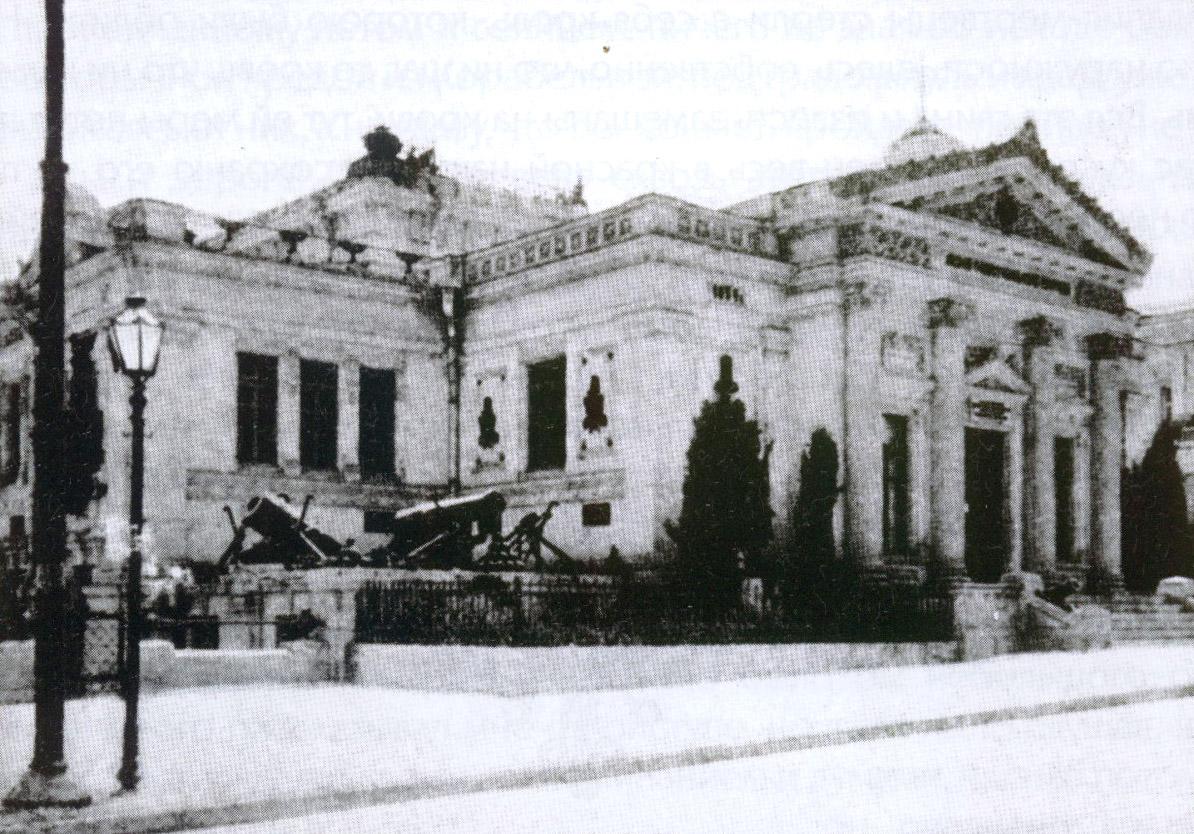 Музей севастопольской обороны