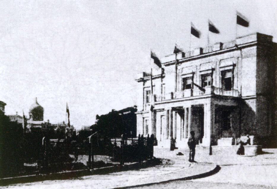 Морское собрание в Севастополе