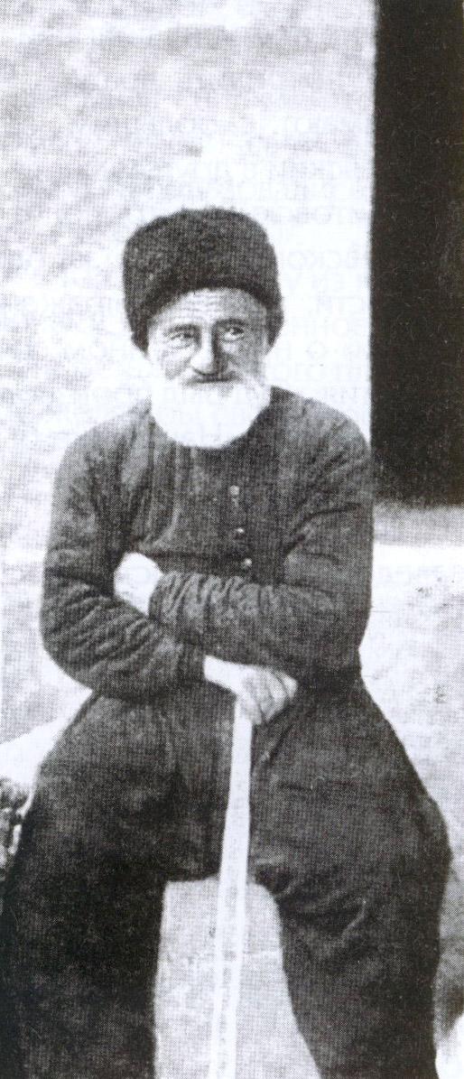 Старый крестьянин-татарин
