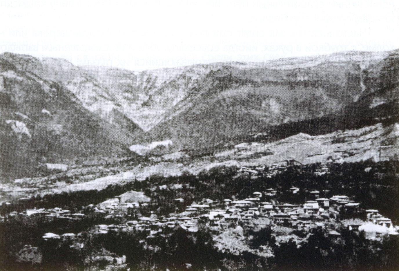 Деревня Ай-Василь
