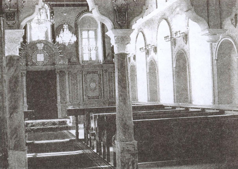 Молельный зал Большой кенаса