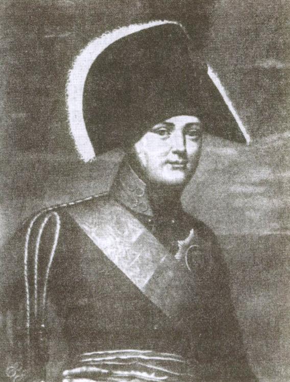 Император Александр I посетил Евпаторию осенью 1825 года