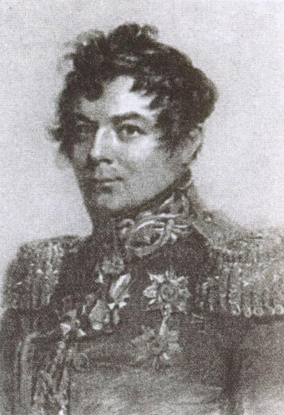 Генерал Иван Дибич прибыл в Евпаторию, сопровождая Александра I
