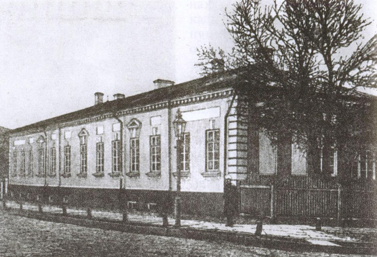 Дом в Таганроге, где жил Александр I. Согласно официальной версии, здесь он и умер, а согласно неофициальной — имитировал свою смерть