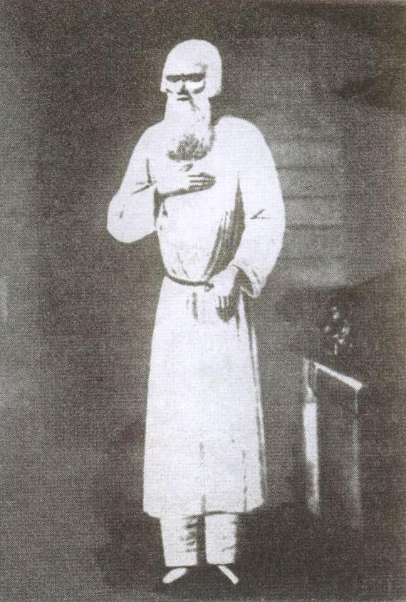 Таинственный старец Фёдор Кузьмич. Некоторые современники считали его исчезнувшим императором Александром I.