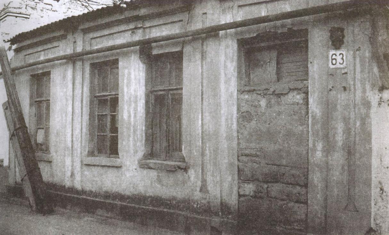 Старые дома на Караимской улице умеют хранить свои секреты