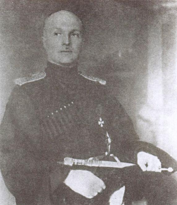 Гетман Павел Скоропадский в Киеве предлагал генералу П. Врангелю возглавить штаб украинской армии