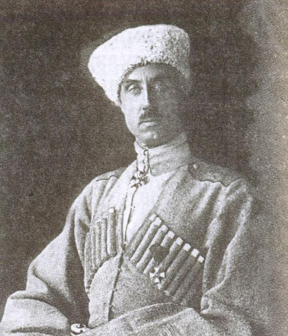 Правитель Юга России и Главнокомандующий Русской армией барон Пётр Врангель
