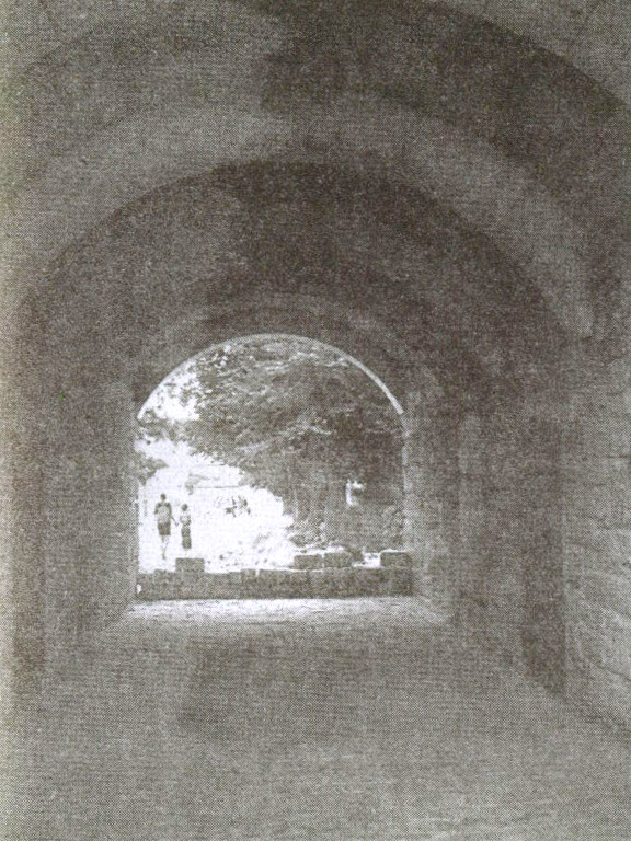 Арка Крепостных ворот