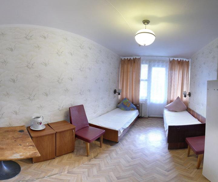 1-комнатный 2-местный номер с частичными удобствами