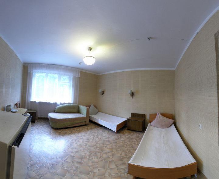 1-комнатный 3-местный номер с удобствами