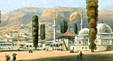 Историческое наследие Бахчисарая