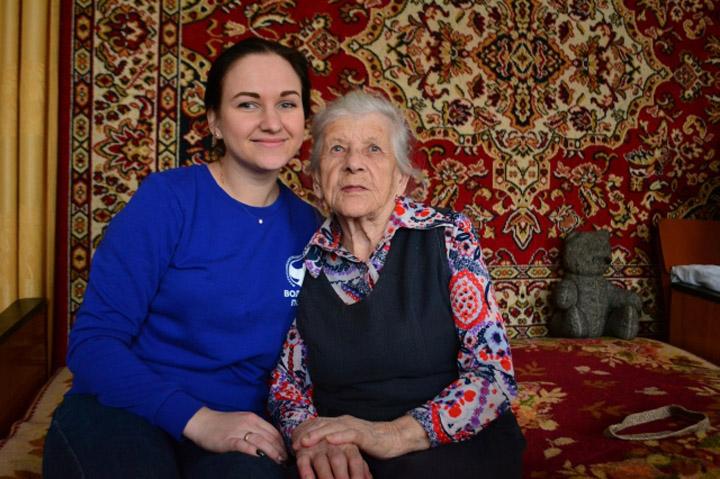 Валентина Григорьевна Тищенко