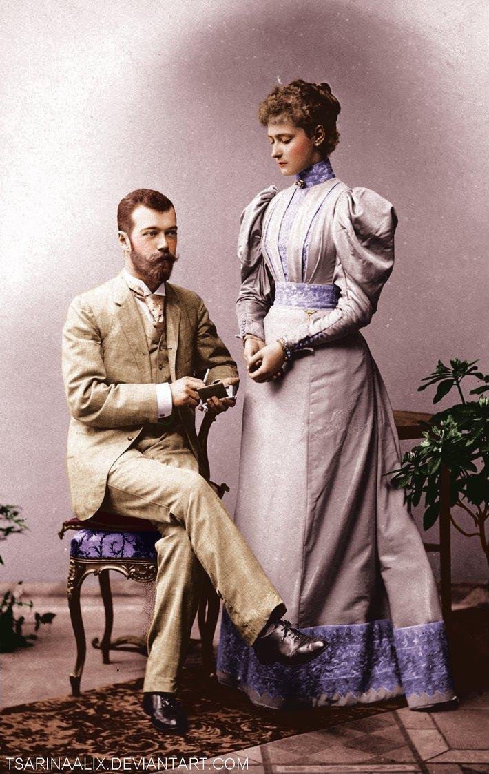 (Фото с сайта: tsarinaalix.deviantart.com)