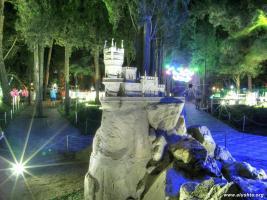 """Алуштинский парк """"Крым в миниатюре"""". Хорошая возможность предварительно ознакомиться с..."""